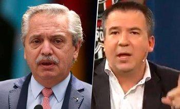 Gastón Recondo usó la muerte de su padre para operar contra Alberto   Televisión
