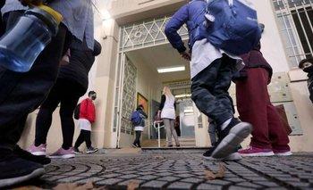 Crece el temor por la Delta y la falta de protocolos en escuelas de CABA  | Variante delta