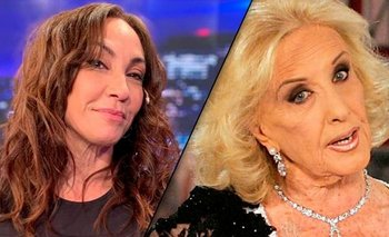Ernestina Pais le respondió a Mirtha por su acusación de plagio   Televisión