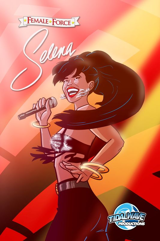 Selena será protagonista de un nuevo cómic estadounidense   Selena