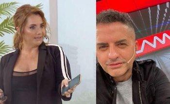 Nancy Pazos estalló contra Ángel de Brito y la sacaron del aire | Televisión