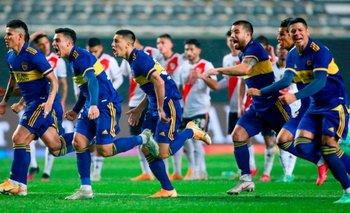 Con una muestra de carácter y agallas, Boca eliminó a River en Copa Argentina | Fútbol