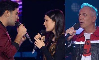 Dos participantes de La Voz Argentina sorprendieron a Marley | La voz argentina