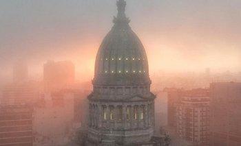 ¿Hasta cuándo sigue la niebla en Buenos Aires? | Clima