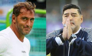El Chapa Retegui y una emotiva frase sobre Maradona   Diego armando maradona