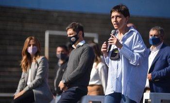 Elecciones 2021: Mayra Mendoza presentó la lista del FdT en Quilmes   Elecciones 2021
