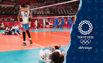 ¡Histórico! Argentina le ganó a Brasil y se quedó con el bronce    Juegos olímpicos