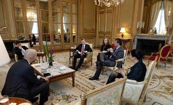Massa se reunió con el enviado de Biden: los ejes del encuentro   Sergio massa