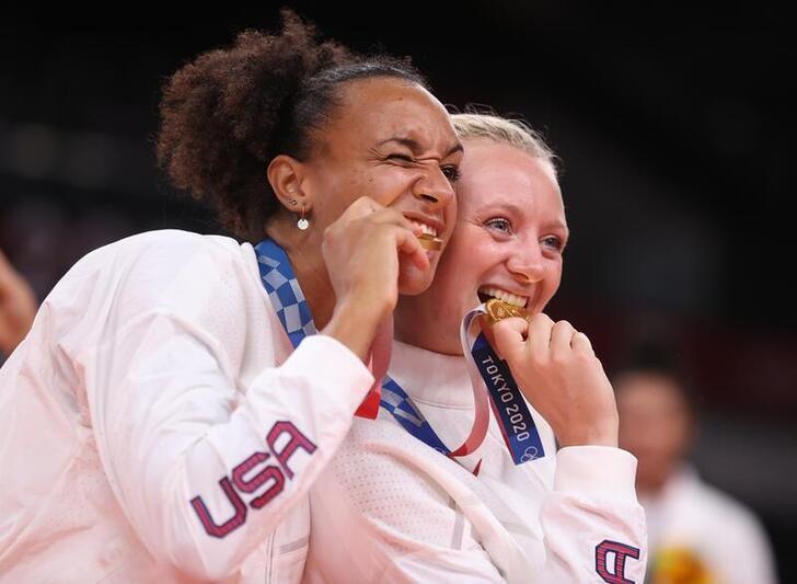 EEUU termina en lo más alto del medallero | Juegos olímpicos