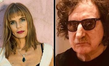 La triste confesión de Fabiana Cantilo sobre su amistad con Charly García   Juana viale