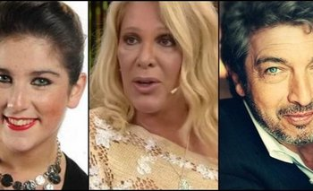 Reina Reech aclaró los rumores sobre la paternidad de Juana Repetto | Televisión