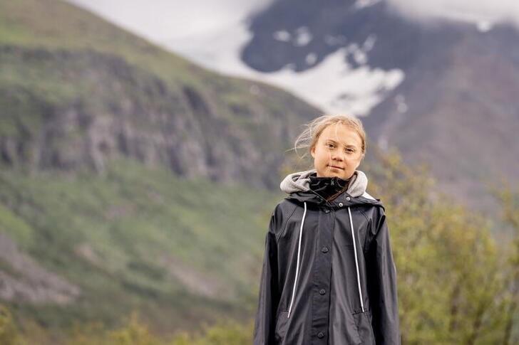 Greta Thunberg acusa a los políticos por el cambio climático   Cambio climático