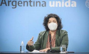 """Vizzotti: """"Las medidas no tienen que ver con la elección""""   Elecciones 2021"""