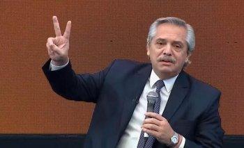 Alberto le envió un mensaje a los jóvenes y contra los liberales | Elecciones 2021
