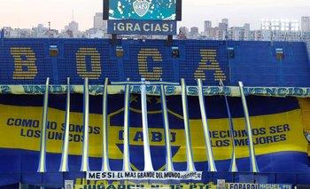 La Justicia investiga el aforo en Argentina-Uruguay y Boca-Lanús   Boca juniors