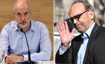 Ingresos a Olivos: Rodríguez Larreta se diferenció de Iglesias | Elecciones 2021