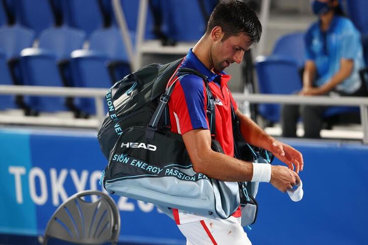 Djokovic se retira del torneo de Indian Wells | Tennis