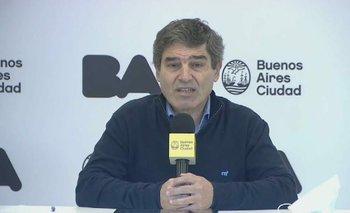 """COVID-19: Fernán Quiros advirtió que """"la tercera ola va a ocurrir""""   Coronavirus en argentina"""