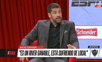 Sebastián Domínguez explotó contra el encargado del graph en F90 | Sebastián domínguez