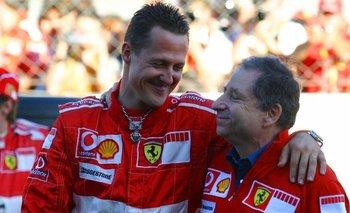 """Exjefe de Ferrari reveló que Schumacher """"sobrevivió pero con consecuencias""""   Michael schumacher"""