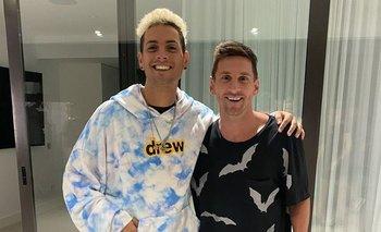 Quién es Coscu, el streamer amigo de Messi y los jugadores de la Selección   Selección argentina