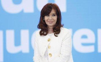 Reaparece Cristina Kirchner en la vuelta del Plan Qunita   Cristina kirchner
