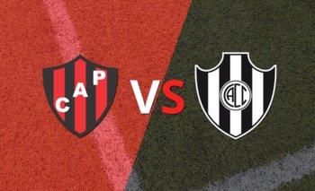 A Patronato le alcanzó con un gol para derrotar a Central Córdoba (SE) en el estadio Presbítero Bartolomé Grella   Argentina - liga profesional 2021