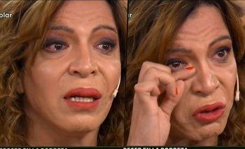 """La dramática confesión de Lizy Tagliani: """"Terminé presa""""   Lizy tagliani"""