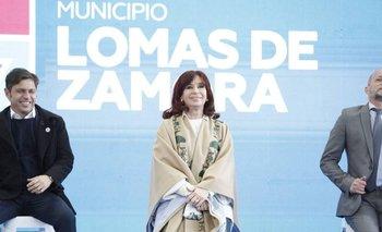 """CFK a la oposición: """"A los que nos dejaron el muerto les pido solidaridad""""   Elecciones 2021"""
