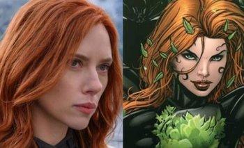 Scarlett Johansson se iría a DC tras demandar a Disney    Hollywood