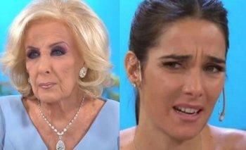 La foto de Mirtha Legrand internada que hizo enojar a Juana Viale | Televisión
