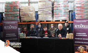 Alimentos: lanzaron la primera federación de comercializadoras cooperativas | Economía popular