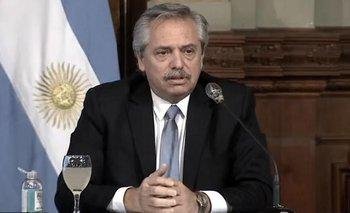 Alberto celebró acuerdo entre el Gobierno de Venezuela y la oposición | Alberto fernández