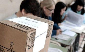 El mapa de las PASO: buena elección de Juntos en Provincia y Nación   Elecciones 2021