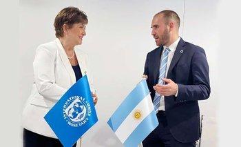 Argentina efectuó el primer pago al FMI de la mega deuda que tomó Macri | Deuda con el fmi