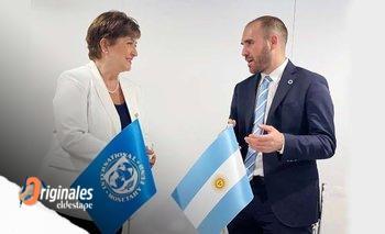 Alberto prepara un acuerdo verde con el FMI para noviembre | Panorama político