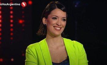 La Voz: volvieron a elegir a la hija de Cherutti y en Twitter estalló la polémica | La voz argentina