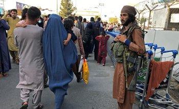 Cancillería confirmó que hay cuatro argentinos en Kabul | Crisis en afganistán