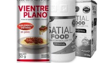 Dos famosos productos para adelgazar, imputados por publicidad engañosa | Salud