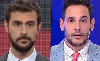 Tras los rumores en El Trece, Diego Leuco estalló de bronca contra Intrusos | Diego leuco