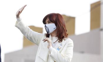 La emotiva charla entre Cristina Kirchner y una vecina de Quilmes   Elecciones 2021
