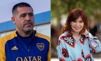 Radio Mitre: la insólita comparación entre Riquelme y CFK | Boca