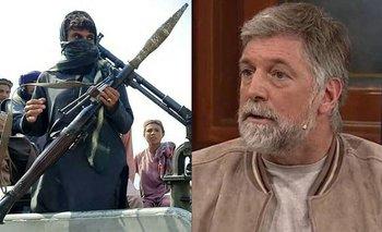 El vergonzoso comentario de Horacio Cabak sobre Afganistán   Afganistán