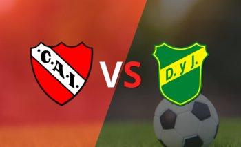 Independiente y Defensa y Justicia empataron sin goles | Argentina - liga profesional 2021