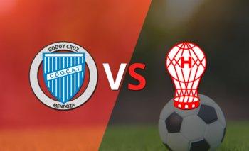 Godoy Cruz y Huracán se reparten los puntos y empatan 1-1 | Argentina - liga profesional 2021