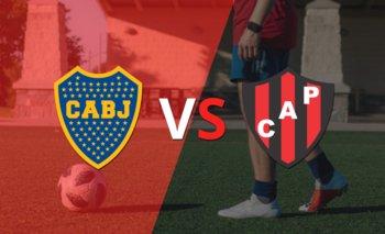 Con lo justo, Boca Juniors venció a Patronato 1 a 0 en la Bombonera   Argentina - liga profesional 2021