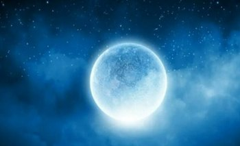 Luna Azul: qué es y cuándo se verá el fenómeno astronómico   Espacio exterior
