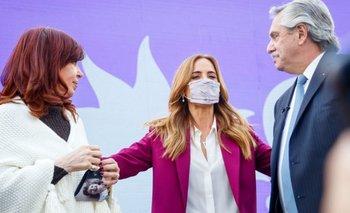 """Tolosa Paz: """"Somos un equipo que viene a proponer la reconstrucción""""   Elecciones 2021"""
