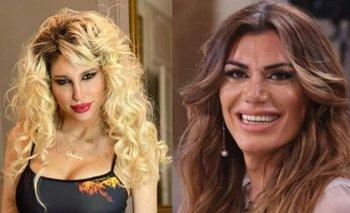 """Flor de la V no perdonó a Vicky Xipolitakis: """"Muy viva y ahora no tiene casa""""   Televisión"""