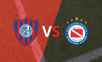 Argentinos Juniors derrotó a San Lorenzo 1 a 0 | Argentina - liga profesional 2021
